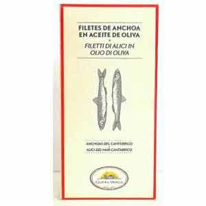 anchoas del cantabrio
