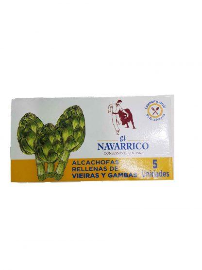 Alcachofas rellenas