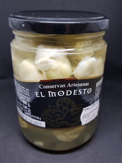 Alcachofas 25/30 El Modesto