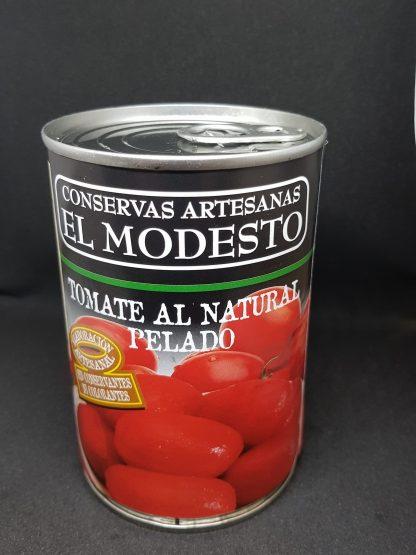 Tomate artesanal al natural El Modesto